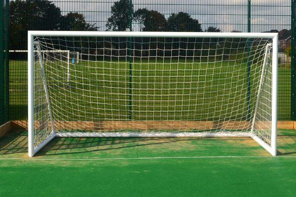 blind soccer goal