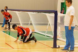 goalfix international goalball goal
