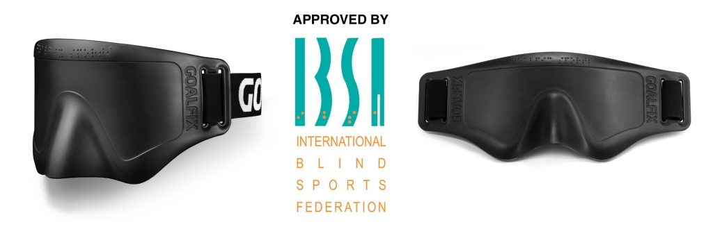 Goalfix IBSA approved Eclipse eyeshade images